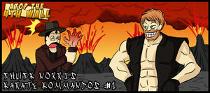 AT4W Chuck Norris Komandos by Masterthecreater