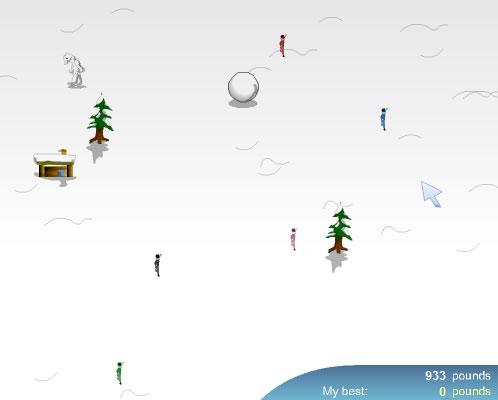 Snowball Fight   Robrob8