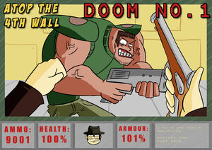 AT4W DOOM by Masterthecreater