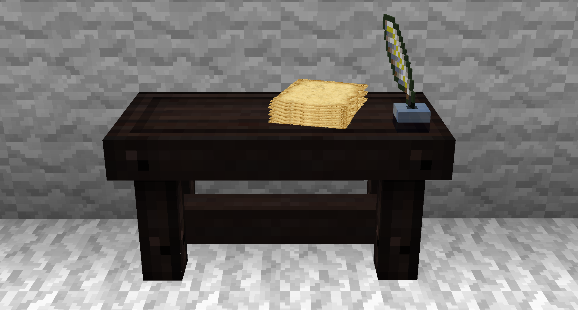Research table Thaumcraft 4 Wiki