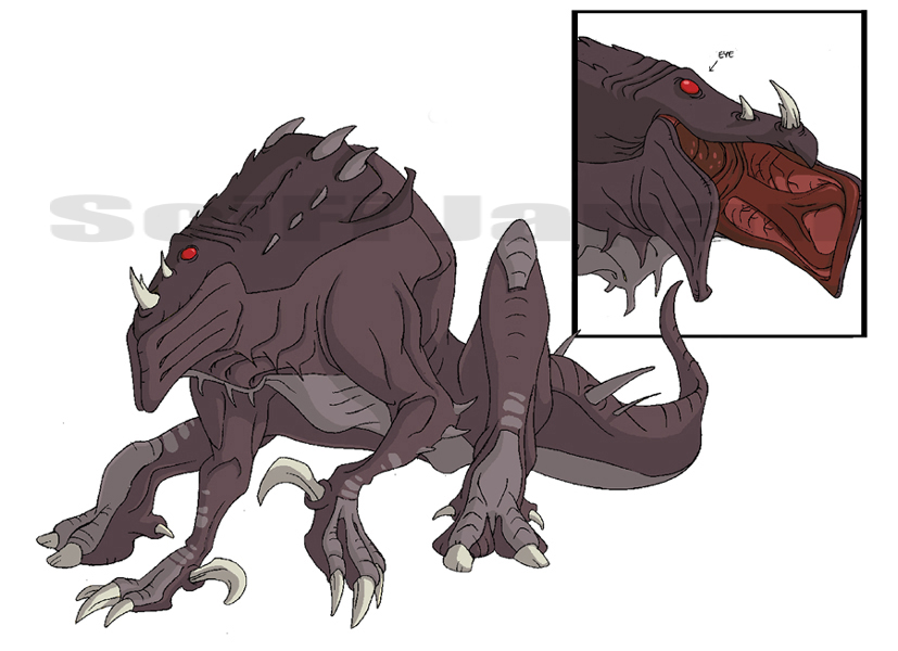 Reptilians The American Godzilla Wiki Fandom Powered