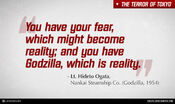 GODZILLA ENCOUNTER - Quotes - Godzilla Is Reality