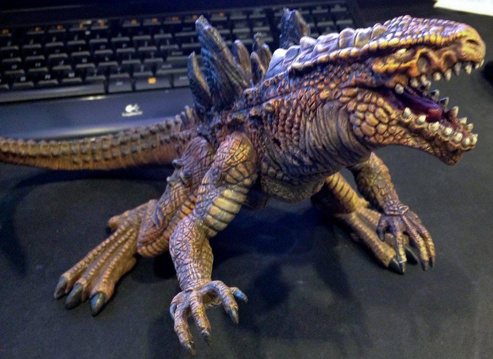 Godzilla 1998 Prototype | The American Godzilla Wiki ...