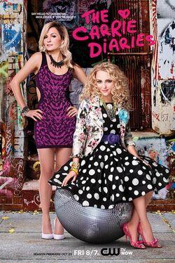 Carrie Diaries Season 2 Poster