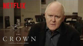"The Crown Featurette ""Churchill"" Netflix"