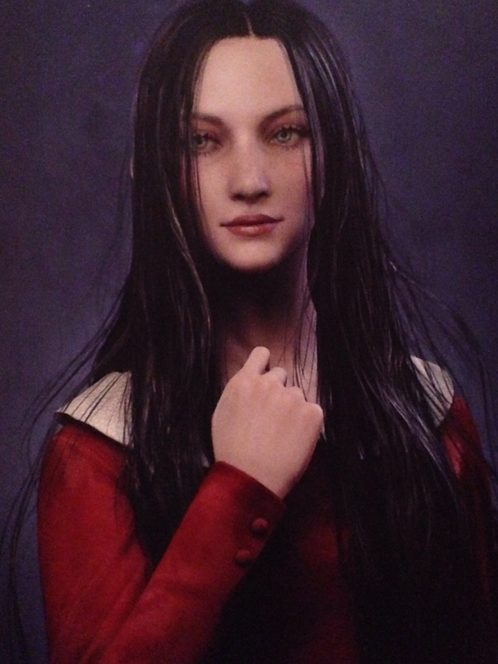 Laura Victoriano The Evil Within Wiki Fandom Powered
