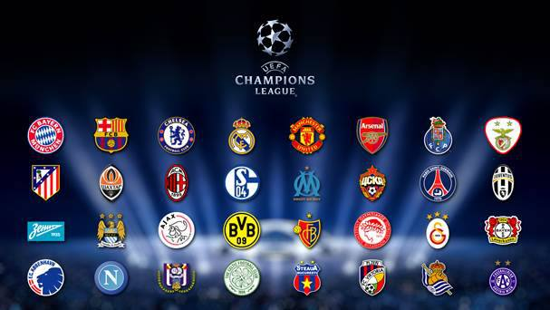 upcoming champion league matches