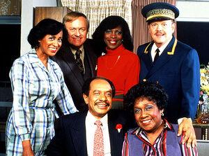 Jeffersons Cast 1983