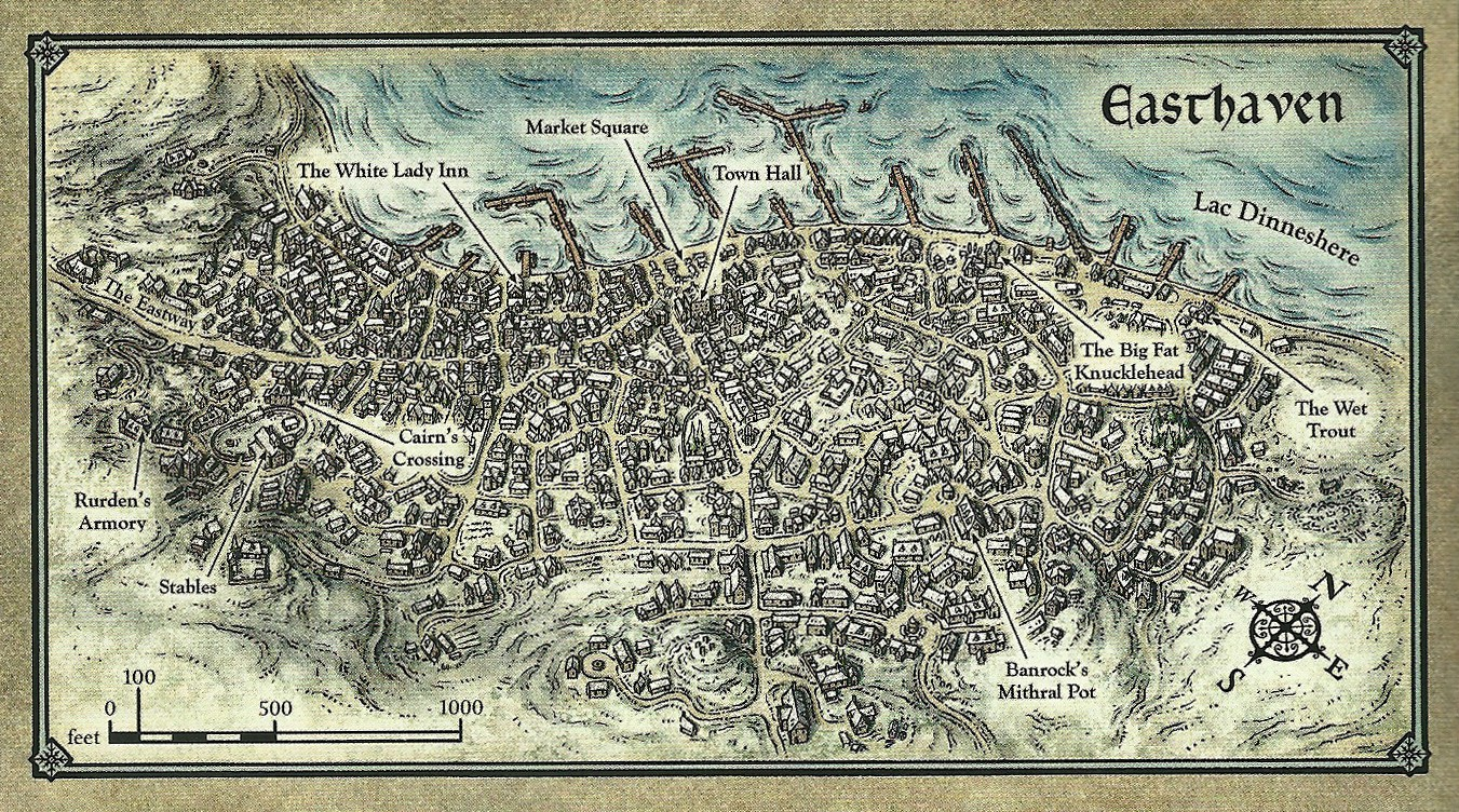 Easthaven The Legacy Of The Crystal Shard Wiki Fandom