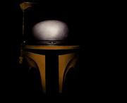 Booster Skirata Helmet Orange