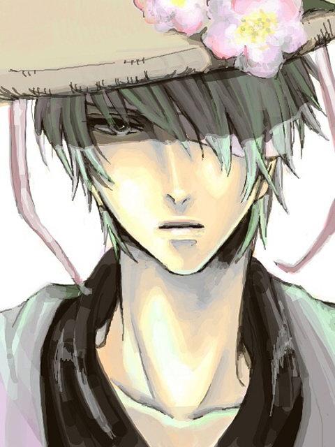 Handsome Anime Boy Tumblr