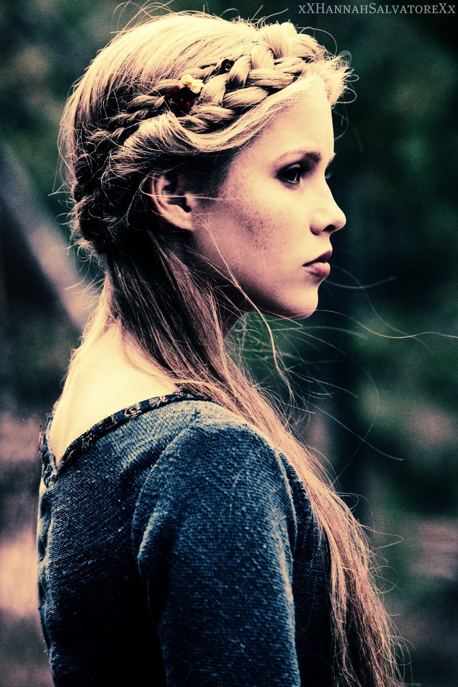 Rebekah Mikaelson | The Vampire Diaries Fanon Wiki ... |Rebekah Vampire Diaries Hair