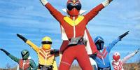 Himtsu Sentai Goranger