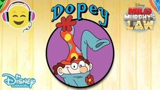 The 7D Dopey Song Official Disney Channel UK
