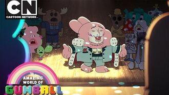 Gumball Prom King Cartoon Network