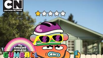 Gumball The Reviewers Cartoon Network