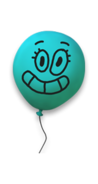 Alan the balloon