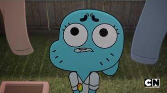 The Amazing World of Gumball - The Fuss Song (The Day We)