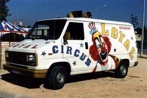 The loyal circus