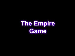 The Empire Game