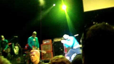 The Aquabats - Awesome Forces (live)