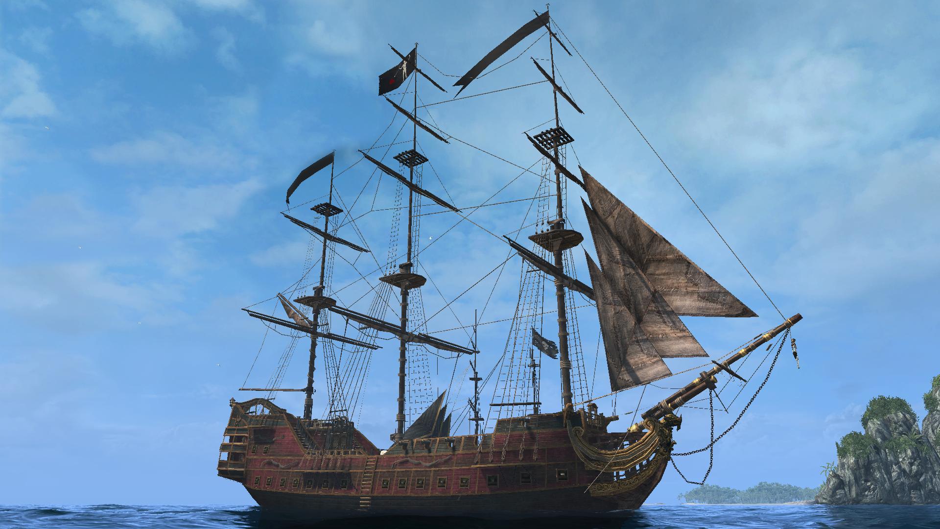 Queen Anne's Revenge   Animuspedia   FANDOM powered by Wikia