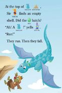 The Backyardigans Dragon in Follow That Egg!