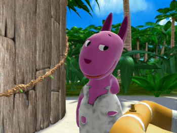 Castaway Austin The Backyardigans Wiki Fandom Powered