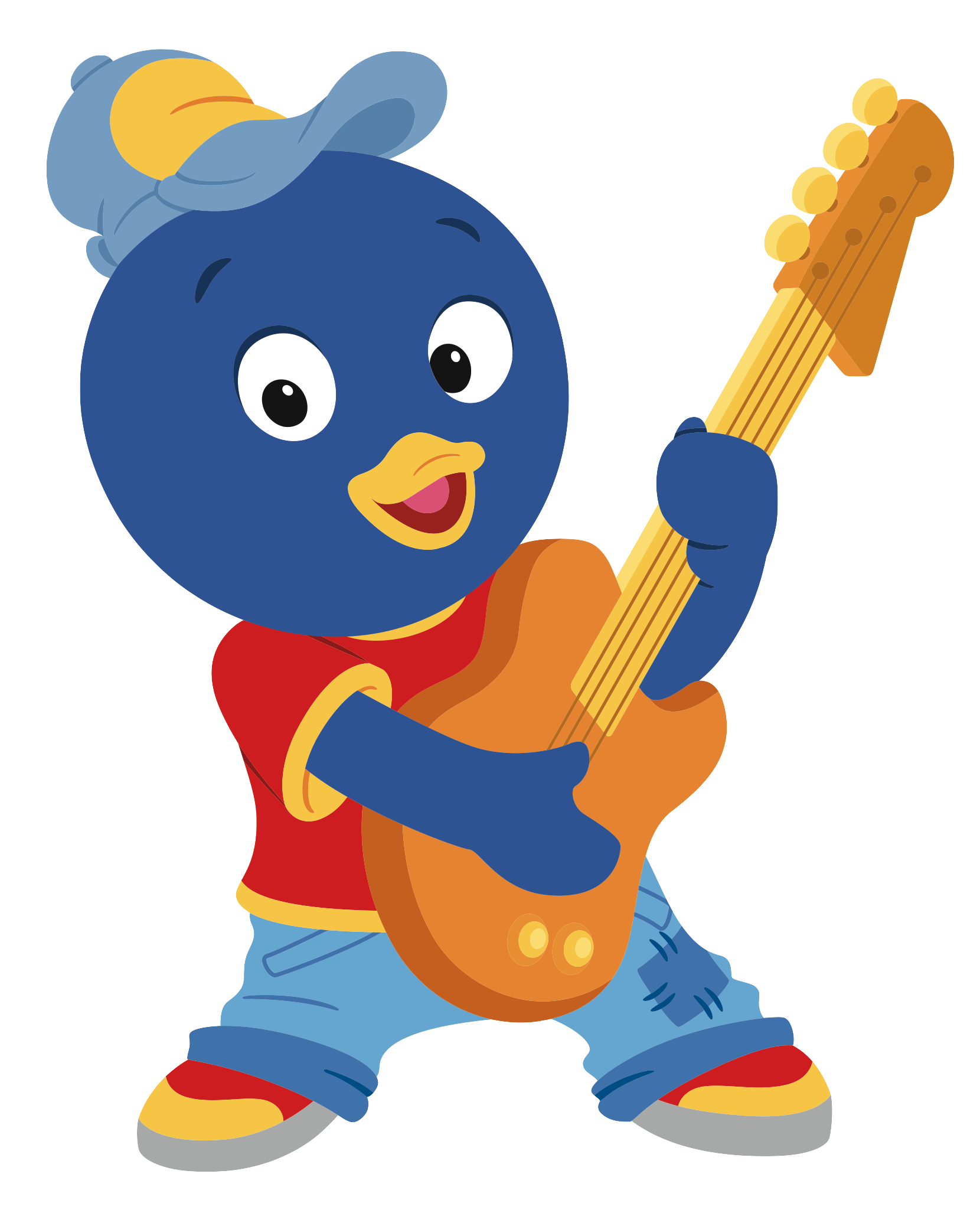 Image - The Backyardigans Let's Play Music! DJ Pablo 2.png | The ...