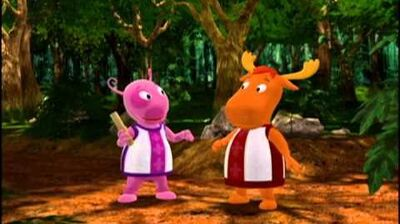 Backyardigans - 9 - Knights Are Brave And Strong