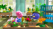 The Backyardigans Flower Power 7 Uniqua Pablo