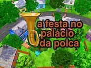 O Jardim dos Amigos a festa no palácio da polca