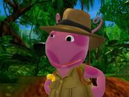 The Backyardigans The Heart of the Jungle Uniqua