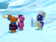 The Backyardigans The Yeti 34 Uniqua Pablo Tyrone