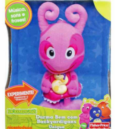Durma Bem com Backyardigans Uniqua and Sherman Toy