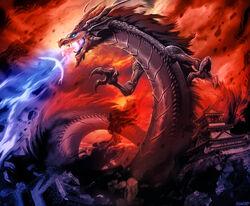 L5r shadow dragon by genzoman-d4nkkxn