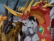 Helios MK2 and Helix Dragonoid