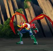 Mercury drago back