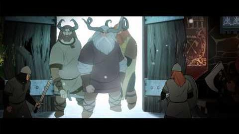 The Banner Saga intro cinematic final cut