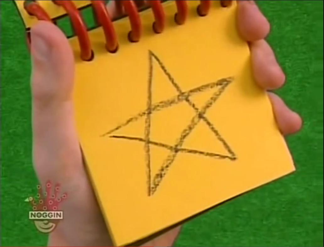 handy dandy notebook drawings blue u0027s clues wiki fandom powered