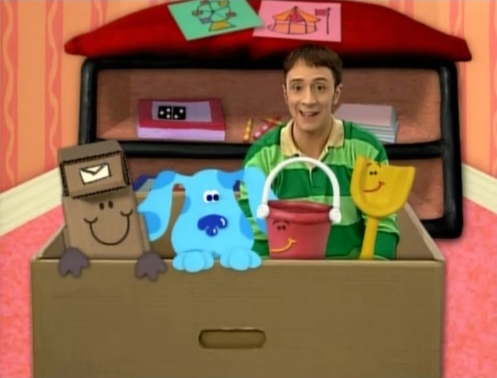 blues clues meet blue baby brother wiki