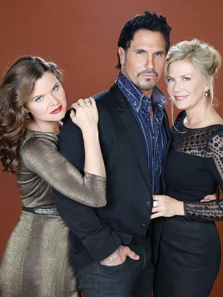 Bold and the beautiful brooke and bill