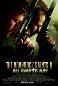The Boondock Saints II- All Saints Day Poster