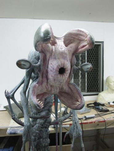 Alien Beast The Cabin In The Woods Wiki Fandom Powered