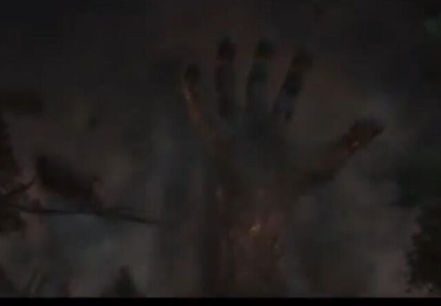 File:The Cabin In The Woods - Giant Hand of Ancient Ones.JPG