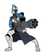 ARC Trooper vector artwork by witchking08