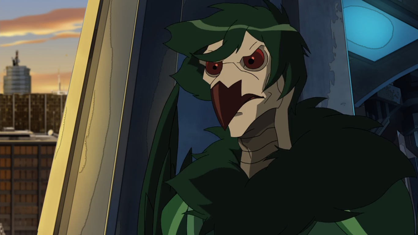 The Vulture | Ultimate Spider-Man Animated Series Wiki ...