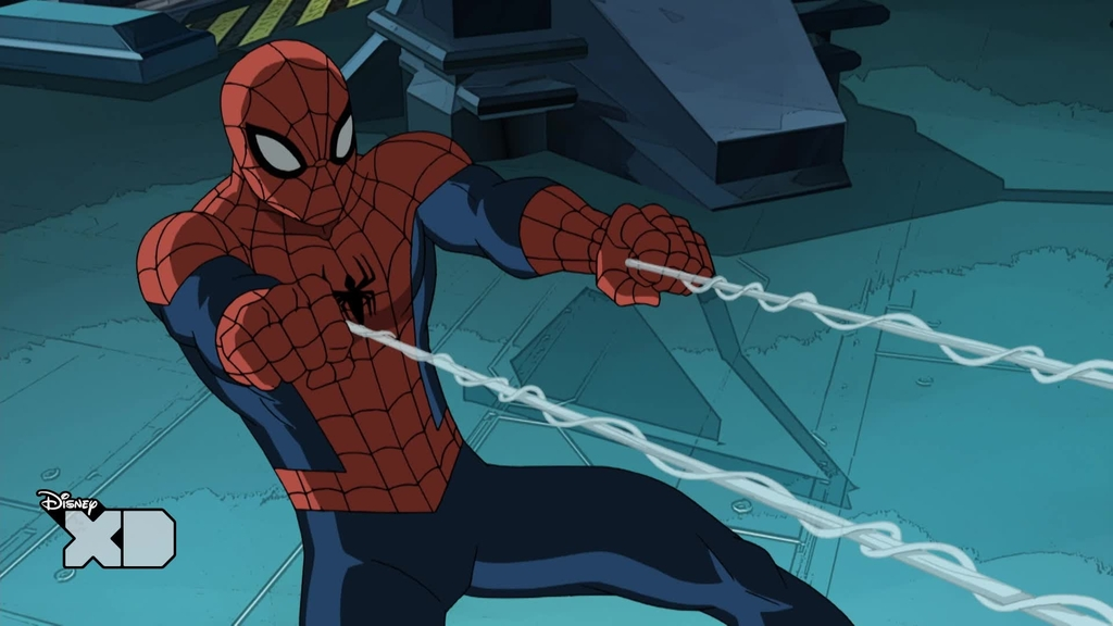 SpiderMan  Ultimate SpiderMan Animated Series Wiki