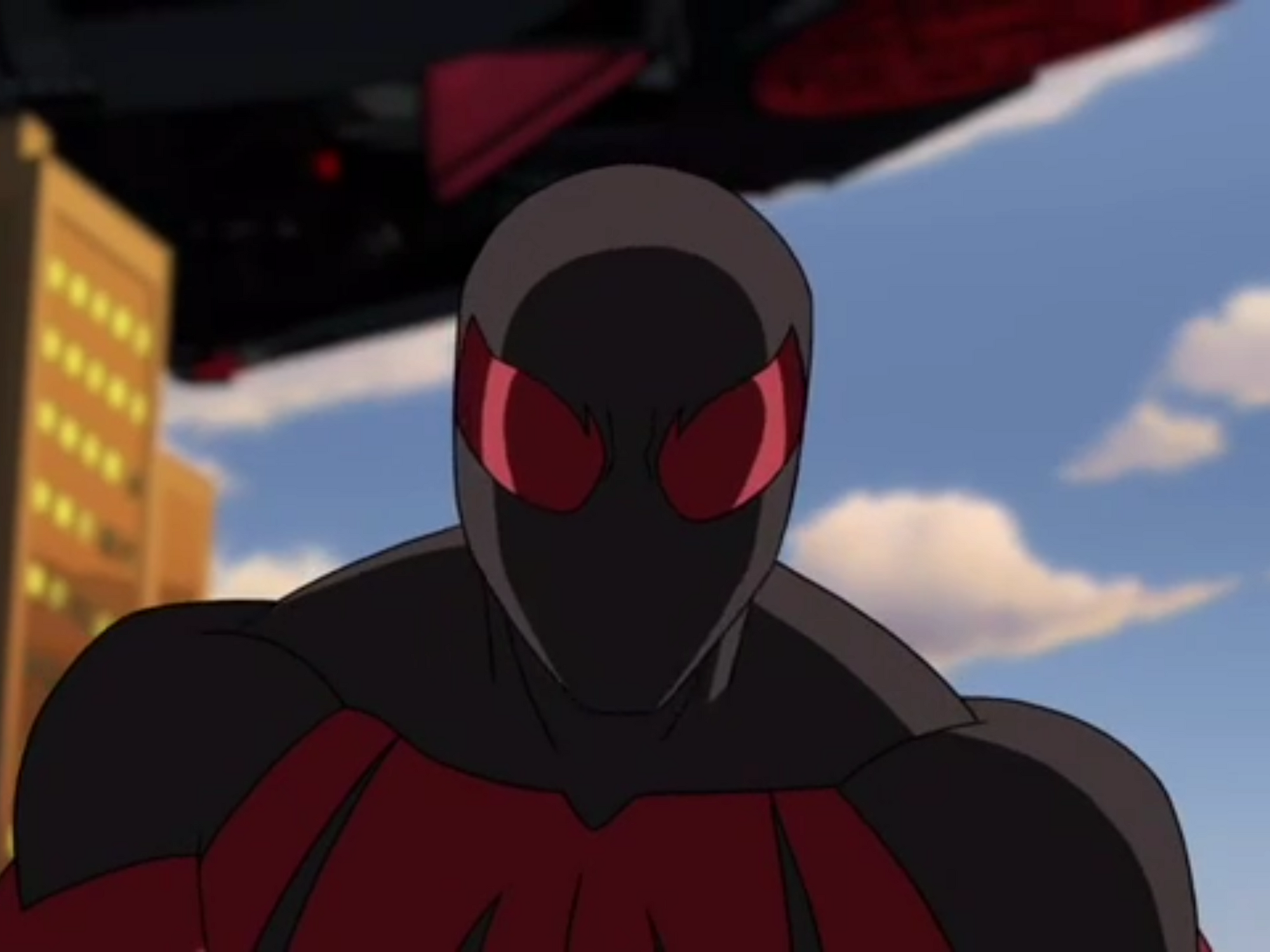 synthezoids ultimate spiderman animated series wiki