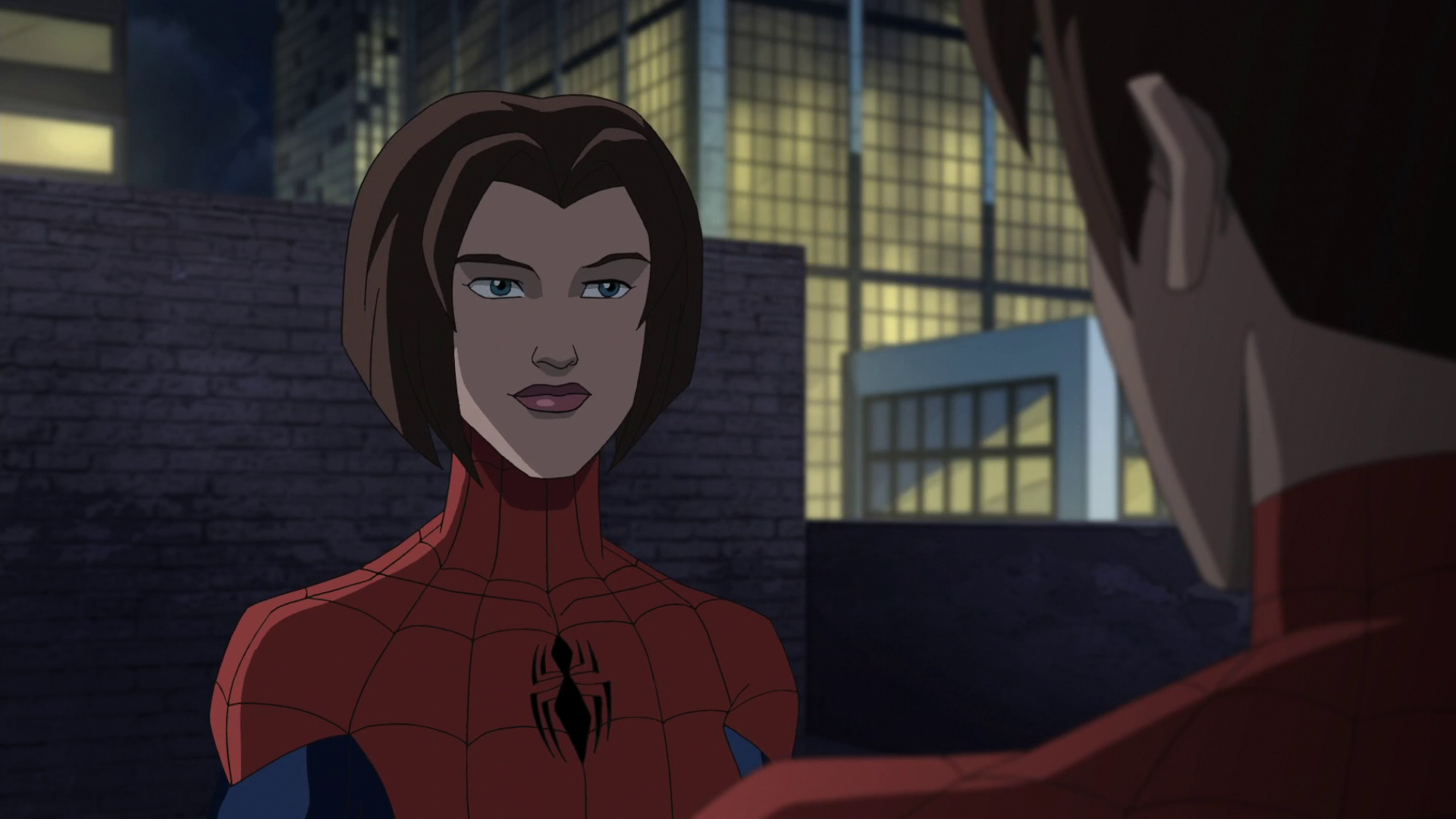 Ultimate spider man web warriors squirrel girl - photo#14